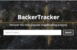 BackerTracker