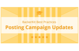 Campaign update best practices