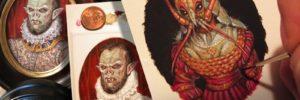 High-Five Interview w/ Chris Seaman of Cameo Creeps