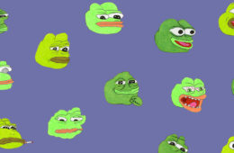 Pepe the Frog meme drawings by Matt Furie