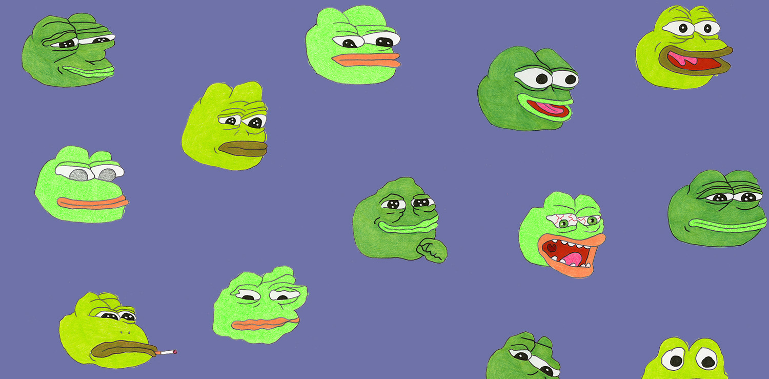 Pepe the Frog Diaries 01 Discovering BackerKit
