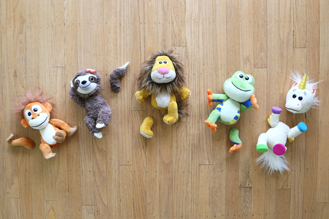 stuffed animals plushies