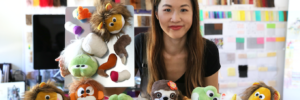 Animoodles' Marissa Louie On Her First Kickstarter Project