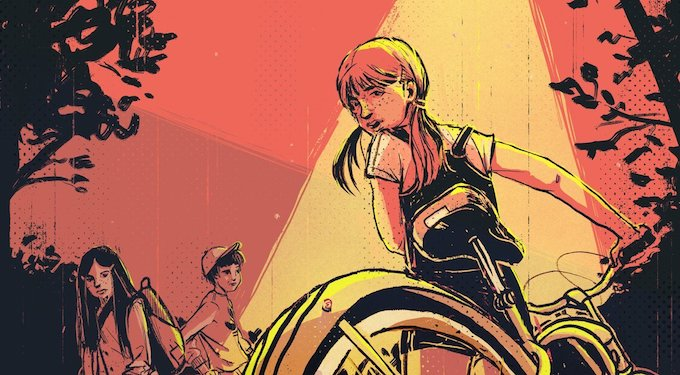kids on bikes kickstarter