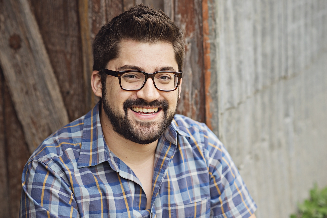 Author Austin Kleon show your work