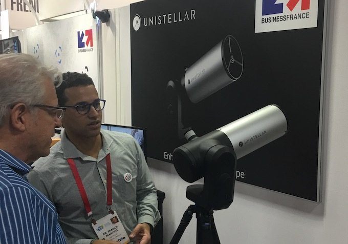 unistellar the first consumer telescope