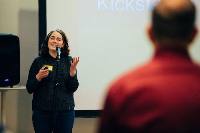Clarissa Redwine Kickstarter