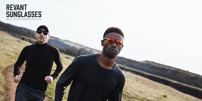 sunglasses and exercise