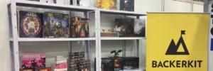 Essen Spiel 2018: Impressive Crowdfunding Game Demos