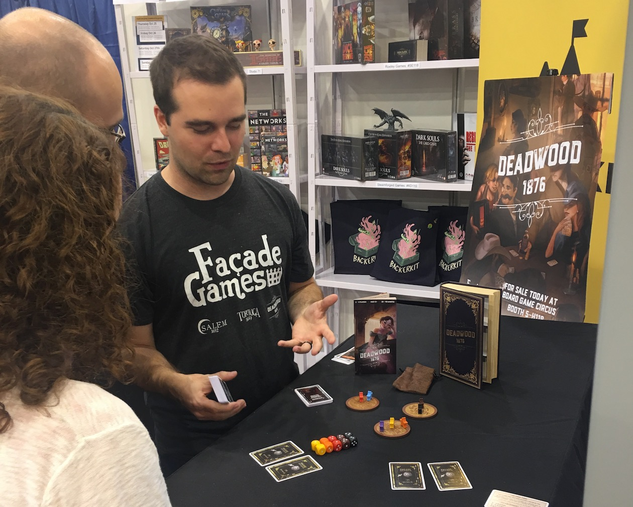 deadwood 1876 tabletop game essen spiel 2018