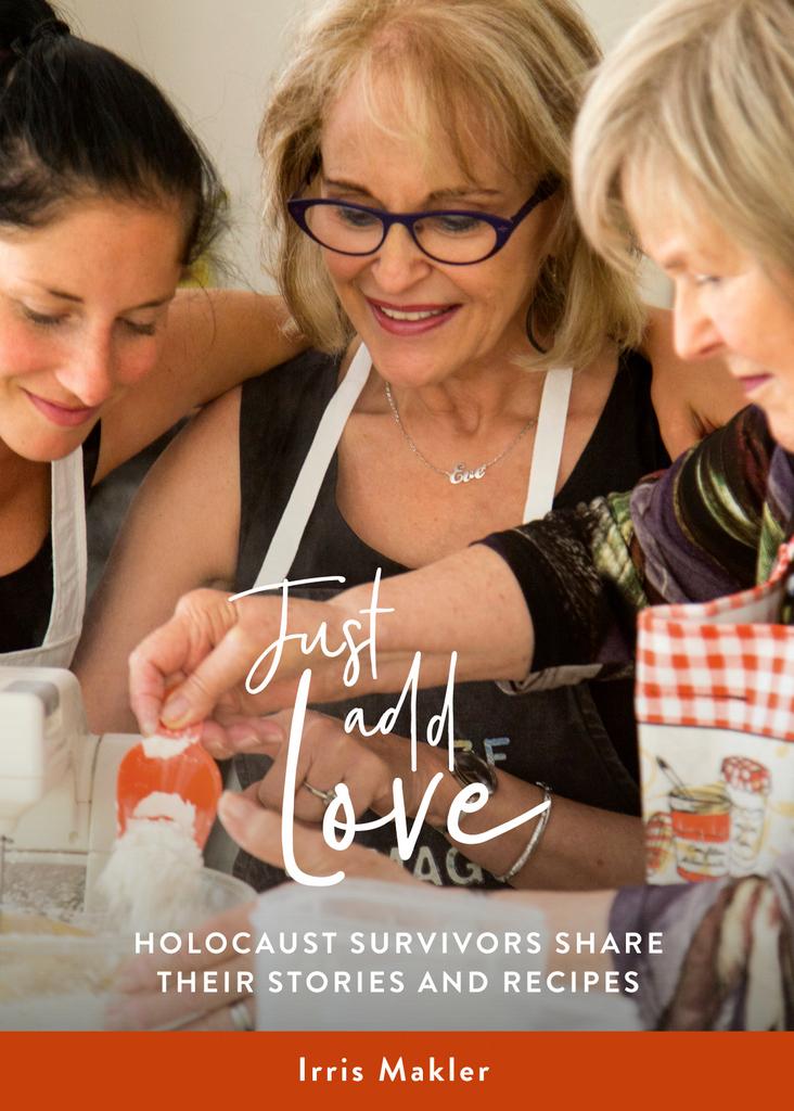 just add love cookbook