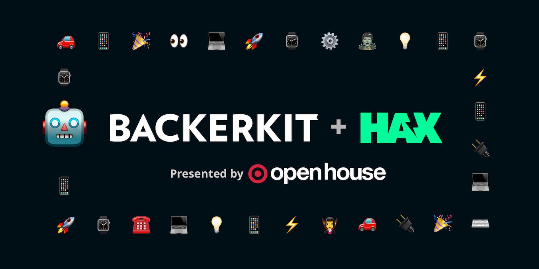 backerkit hax target openhouse
