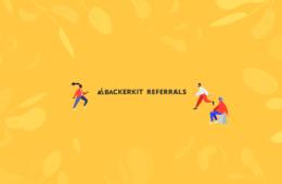 backerkit referrals