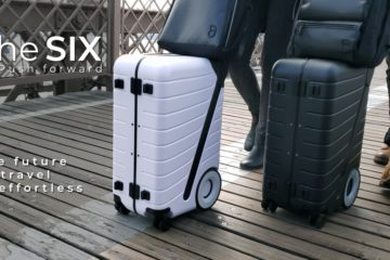 G-Ro Six Luggage