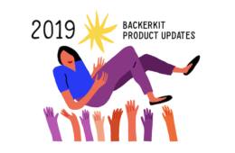 BackerKit product updates
