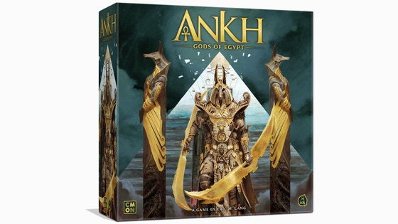 Ankh: Gods of Egypt by CMON