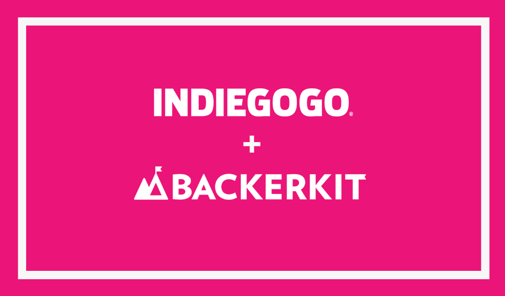 indiegogo backerkit