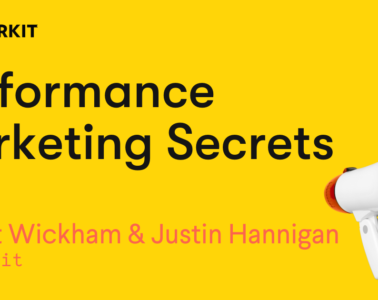 performance marketing webinar