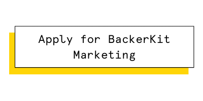 backerkit marketing