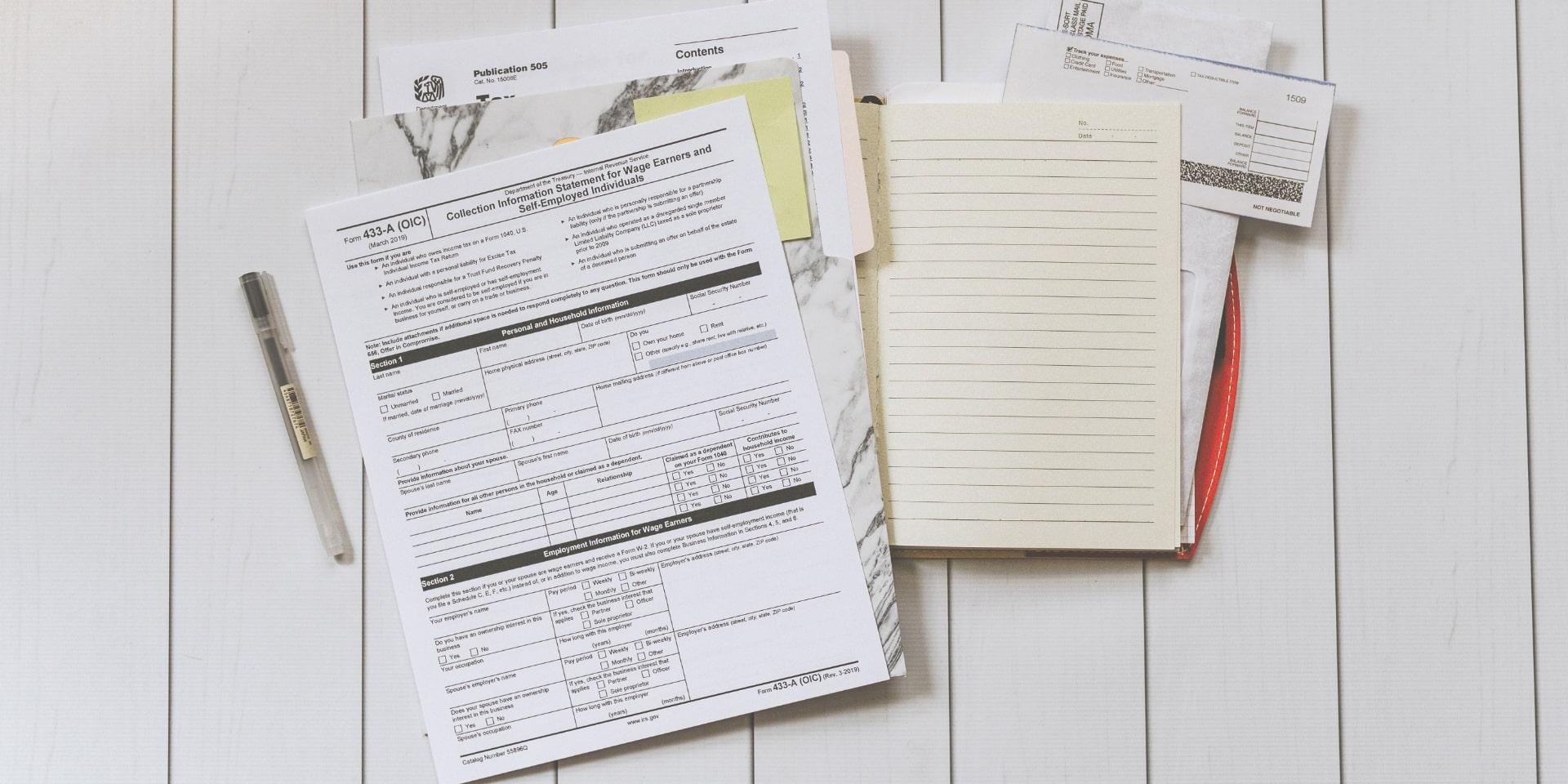 kickstarter taxes